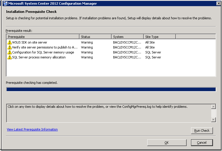 System Center Configuration Manager RTM: A Lab Installation