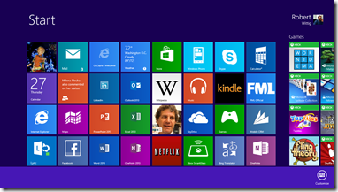 Windows RT 8.1 - Customize icon